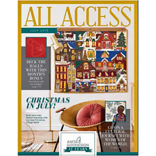 All Access Vip July 2019 Anita Goodesign Machine Embroidery Designs Cd