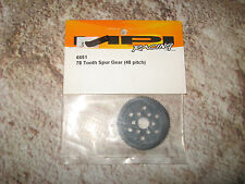 RC HPI Racing Grade 48 Pitch 78 Tooth Spur Gear (1) 6651