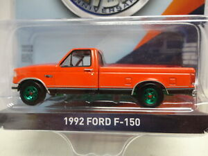 Greenlight GREEN Machine 1992 FORD F-150 Red '92 Pickup FORD TRUCK 75th Anniv
