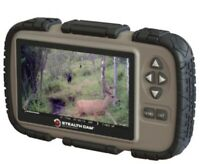 Stealth Cam STCCRV43 SD Card Reader and Viewer With 4.3 LCD Screen