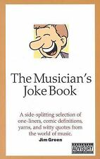 The Musician's Joke Book (Paperback or Softback)