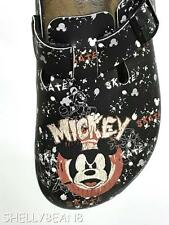 BIRKENSTOCK CLOGS Sandals Walking Shoes 41 L 10 M 8 N DISNEY MICKEY MOUSE Skater