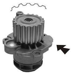 WATER PUMP FOR VOLKSWAGEN POLO 1.9 TDI 9N (2001-2009)