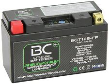 Batteria al Litio LIFE04 Battery Controller BC BCT12B-FP Moto, Scooter e Quad