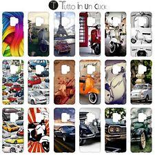 Custodia cover RIGIDA per Samsung Galaxy S9 -  Design _240_257