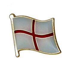 ENGLAND ENGLISH GEORGE CROSS FLAG METAL AND ENAMEL PIN BADGE NEW, FREE POST