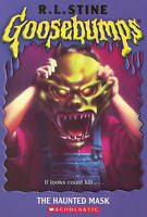 Haunted Mask (Goosebumps), Stine, R L, Very Good Book