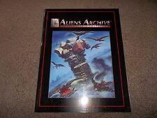Traveller RPG T4 Aliens Archive