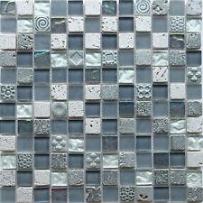 Sample Mixed Glass Roma   Mosaic Tile  ( gh008 )