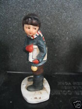 "Norman Rockwell 1979 Grossman Miniature Back To School Nr202 3 1/2"" Figurine"