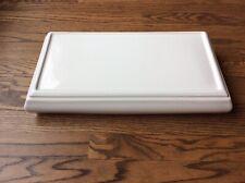 Kohler K84406 Memoirs Toilet Tank Lid 84406 - White Brand New