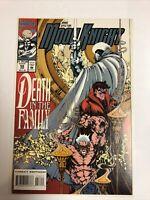 Marc Spector: Moon Knight (1994) # 58 (VF) Signed By Stephen Platt