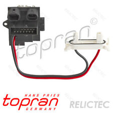 Interior Blower Fan Resistor for Renault:KANGOO 7701059206