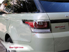 For Land Rover Range Rover Sport L494 14-17 Car Rear Tail Light Cover Lamp Trim