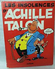 ACHILLE TALON BD   E.O   1973  BROCHE  TBE