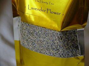 Lavender Flower Herbal Natural Premium Loose Leaf Tea 40g FRESH SUMMER HARVEST