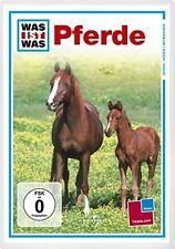 DVD * WAS IST WAS : PFERDE # NEU OVP §