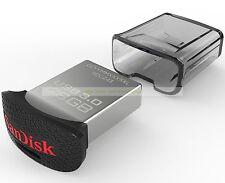 SanDisk USB 128GB 128G Ultra Fit USB3.0 Flash Pen Drive Mini Nano New