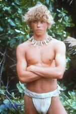 Christopher Atkins Blue Lagoon Rare 35mm SLIDE
