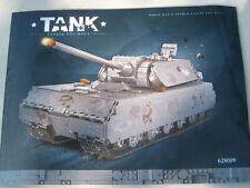 Panlos 628009 Panzerkampfwagen VIII Maus, Neu, Klemmbausteine