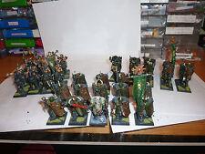 Warhammer AGE of Sigmar  Chaos Armee TOP  bemalt umbau Games Workshop