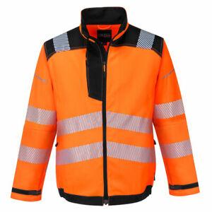 T500 - PW3 Hi-Vis Work Jacket