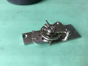 Clock Platform Escapement HY10 6 Leaf NOS