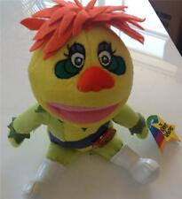 Krofft Superstars Beanie Bean Bag Plush H.R. PUFNSTUF New with Tags