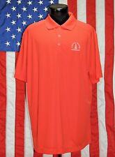 NWOT Nike Golf Dri-Fit Polo XL Shirt Alabama Oilmen's 2014 Invitational Tour AL