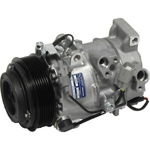 New A/C Compressor CO 11157C - 883203A310 IS250 GS350 GS300 IS350