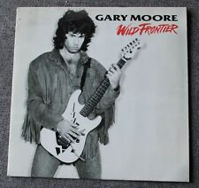 Gary Moore, wild frontier / run for cover (live),  SP - 45 tours