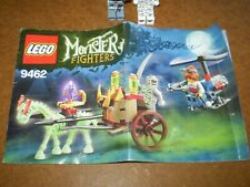 Lego Monster Fighters~Set 9462~The Mummy~No Box~See Description