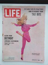 LIFE magazine January 11, 1963