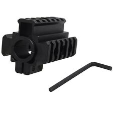 Stoc k Weaver Picatinny Weaver 20MM Tri- Rail Barrel Mount M037 For Rifle Scope