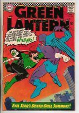 DC Comics Green Lantern #44 April 1966 Evil Star F+