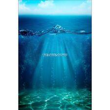 Magnete Da Frigorifero decocrazione Sotto l'acqua 60x90cm ref 6266 6266
