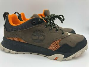 Timberland Men's Garrison Trail WP Low Hiker NEW AUTHENTIC Brown A23F5 901 Sz 11