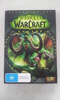 World of Warcraft Legion Expansion PC Game Brand New
