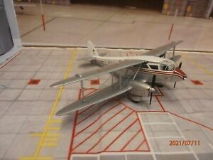 OXFORD 1:72 SCALE 72DR001 D.H.89 DRAGON RAPIDE BEA AIRWAYS