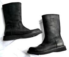 Original Prada Herren Stiefel Stiefeletten Boots Schuhe Gr.42 LP:590€ mit Karton