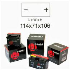 ASAKI Batteria YTX5L-BS / CBTX5L-BS con acido a corredo
