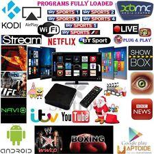 MXQ Smart TV Box Wifi 1080p FULL HD Media Center Android 4.4 Quad Core 8gb s805