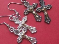 Unbranded Plastic Religious Fashion Earrings
