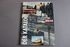 W983BRAWA Train catalogueHo TT N Z 1994 95 128 p 30,2*22,5 Deutch feux diorama