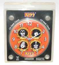 KISS Band Psycho Circus CD Desk Clock 1998 Dingbats SEALED Gene Simmons