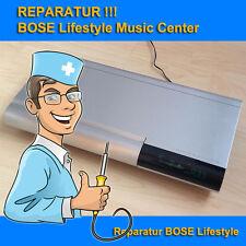 Reparatur BOSE Lifestyle 20 Music Center (CD-20), Hi-Fi, Receiver, Player
