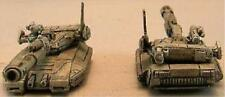 BattleTech Miniatures Rommel Tank Howitzer by Iron Wind Metals IWM 20-5067