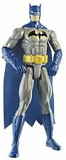 """DC Comics 12"""" Blue BATMAN Highly Poseable Articulated LOOSE Action Figure"""