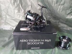 Shimano Aero Technium 12000 Mgs XTB Big Pit Reel