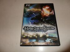 PC  Haegemonia - Legions of Iron